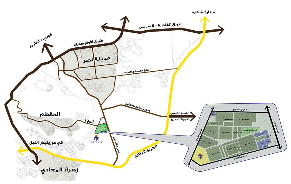 خريطة بالموقع